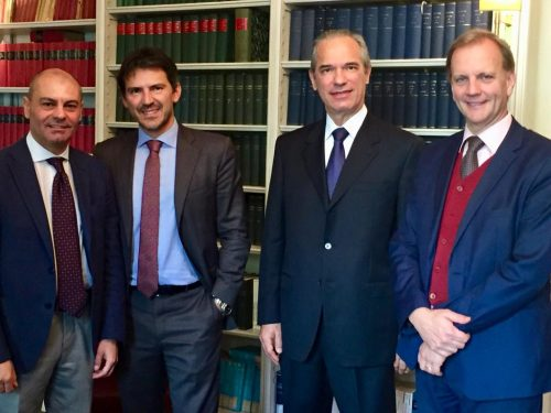 Law and Ethics of Artificial Intelligence: signed an agreement between the European University of Rome and AIDR