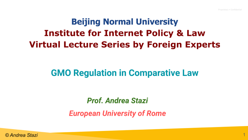 Institute for Internet Policy & Law @ Beijing Normal University